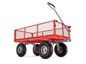 GOR800COM 800 lb. Capacity Steel Utility Cart
