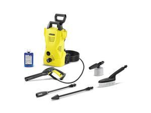 1.602-315.0 1,600 PSI 1.25 GPM Compact Electric Pressure Washer with Car Care Kit
