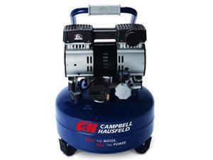 DC060500 Quiet Series 1 HP 6 Gallon Pancake Air Compressor
