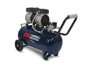 DC080500 Quiet Series 1 HP 8 Gallon Hot Dog Air Compressor