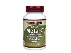 Nutribiotic Meta-C (Ester C Alternative) 500Mg