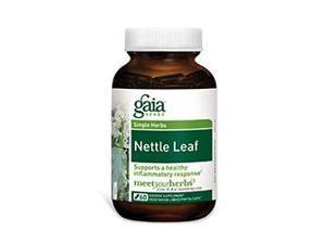 Nettle Leaf - Gaia Herbs - 60 - VegCap