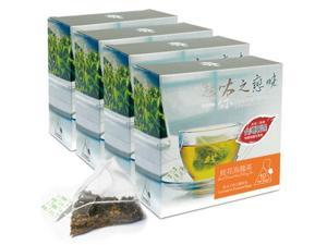 Sweet Osmanthus Oolong Bag Tea - Taiwan Flower Flavor Tea (4 Packs/Set)