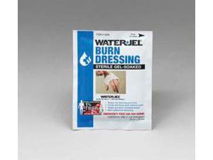 "Water-Jel Technologies 2"" X 6"" Foil Pack Sterile Gel-Soaked Burn Dressing"