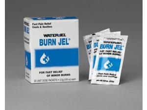 Water-Jel Technologies 3.5 Gram Unit Dose Packet Burn Jel Topical Gel (25 Per...