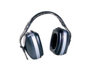 HOWARD LEIGHT BY HONEYWELL 1010927 Ear Muff, 29/27/27dB, Multi-Position, Gray