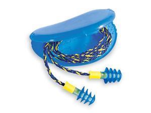 Fusion Multiple-Use Earplugs  Reg Corded In Heatpack