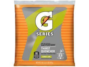 Gatorade 21 Ounce Instant Powder Pouch Lemon Lime Electrolyte Drink - Yields ...