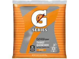 Gatorade 21 Ounce Instant Powder Pouch Orange Electrolyte Drink - Yields 2 1/...