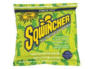 Sqwincher 23.83 Ounce Instant Powder Pack Lemon Lime Electrolyte Drink - Yiel...