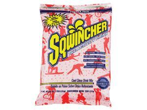 Sqwincher 47.66 Ounce Instant Powder Pack Cool Citrus Electrolyte Drink - Yie...