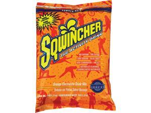 Sqwincher 47.66 Ounce Instant Powder Pack Orange Electrolyte Drink - Yields 5...