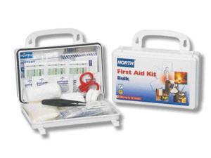 Safety Bulk First Aid Kit, 10 Person Plastic