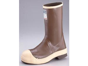 "Servus By Honeywell Size 10 Neoprene Iii Brown 12"" Neoprene And Latex Boots"