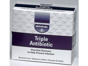 Water-Jel Triple Antibiotic Ointment (25 ct Box)