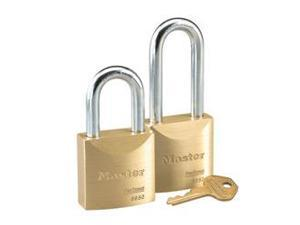 470 6850 5 PIN BRASS REKEYABLE PADLOCK KEYED DIFFE 1 EA