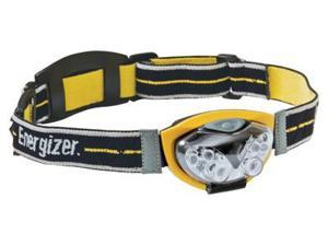 Eveready Energizer Yellow Led Headbeam Flashlight