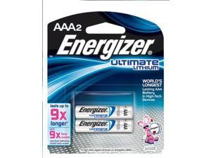 Eveready Energizer Ultimate Aaa Lithium Batteries