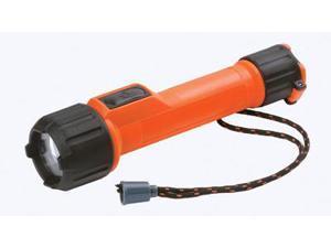 Eveready Energizer Orange Led Industrial Safety Flashlight