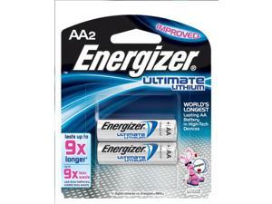 Eveready Energizer Ultimate Aa Lithium Batteries