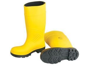 "Onguard Industries Size 12 Yellow 15"" Polyurethane Boots"
