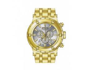 Invicta Men's 14508 Subaqua Quartz 3 Hand Silver Dial Watch
