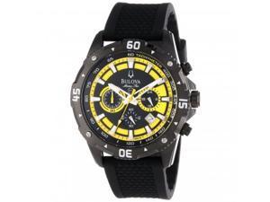 Bulova Marine Star Men's Quartz Watch 98B176