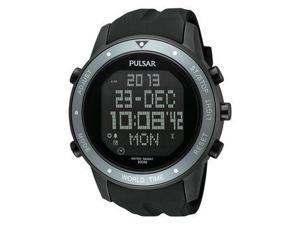 Pulsar Mens Strap PQ2019 Watch