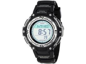 Casio SGW100-1V Mens Digital Compass Twin Sensor Sport Watch