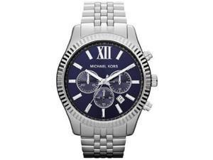 Michael Kors MK8280 Lexington Chronograph Navy Dial Mens Watch