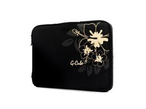 "G-Cube GNA-615SS 15.6"" Aloha Sunset Fashion Style Laptop Sleeve (One Layer) for 15"" Mac/PC Laptop computers. The Golden Aloha© bag brings fun a delightful look to the traditional notebook sleeve."