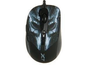A4Tech X7 Laser USB Gaming Mouse - Adjustable 6-Speed Control, Oscar Mouse Editor Utility & 64K On-Board Memory, 1ms with Full-Speed USB-  XL-760BL Blue