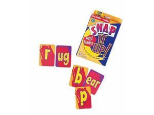 Learning Resources Snap It Up! Word Families Card Game
