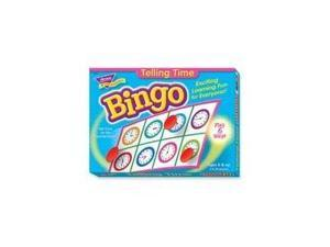 TREND ENTERPRISES T-6072 BINGO TELLING TIME-AGES 6 AND UP