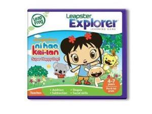 LeapFrog - Leapster Explorer Learning Game - Ni Hao, Kai-lan Collection: Super Happy Day!