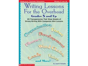 Writing Lessons For The Overhead