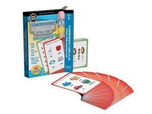 Comprehensive Curriculum of Basic Skills Learning Cards - Grade 1