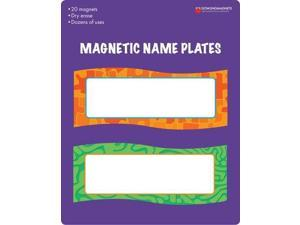 Dowling Magnets Magnetic Name Plates