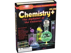 Scholastic Teaching Science Wiz Chemistry Plus Experiment Kit
