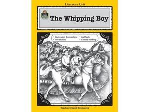 Teacher Created Resources Lit Unit The Whipping Boy