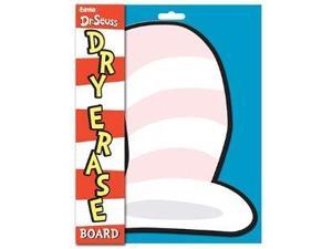 Eureka - Dr Seuss Cat in Hat Mini Dry Erase Board - 8 x 10 inch