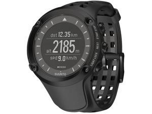 Suunto Ambit Black GPS Watch with Heart Rate Monitor