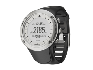 Suunto Ambit Silver GPS Watch with Heart Rate Monitor