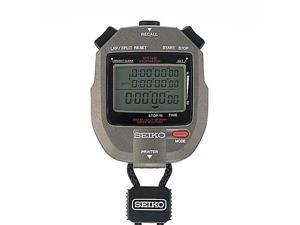 Seiko 300 Lap Memory Stopwatch w/ Printer Port S143