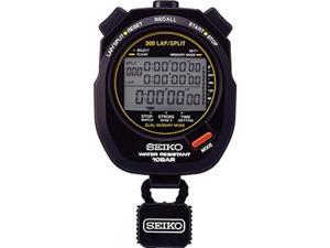 Seiko 300 Lap Memory Stopwatch for Aquatic Sports S141