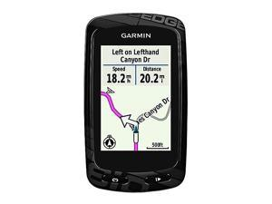 Garmin Edge 810  Cycling Computer Bundle with mount: Black