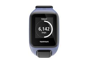 TomTom Spark GPS Fitness Watch & Activity Tracker Purple Haze Size Small
