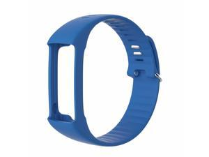 Polar A360 Wrist Strap Blue Size Medium