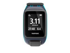TomTom Spark Music Cardio Watch + Optical HRM & Activity Tracker Blue Large