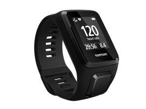 TomTom Spark 3 Cardio GPS Fitness Watch Black Size Small